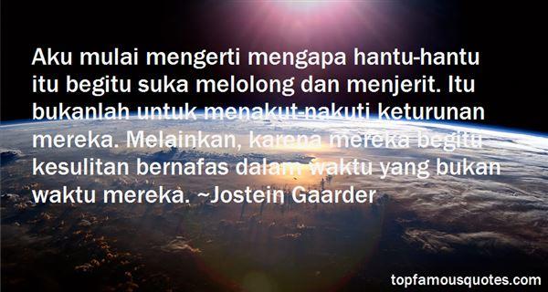Quotes About Keturunan