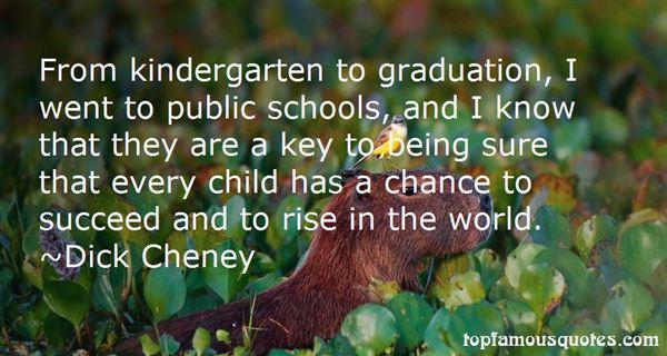 Quotes About Kindergarten Graduation