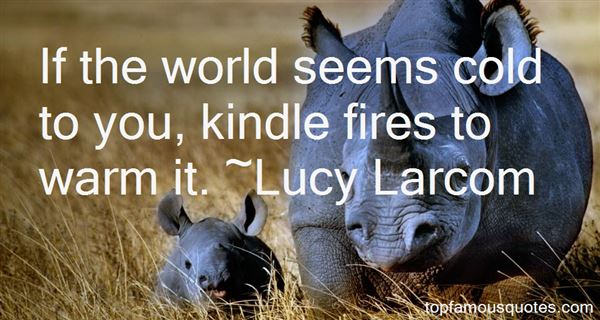 Quotes About Kindle Fire