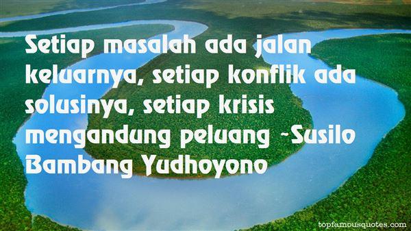 Quotes About Konflik