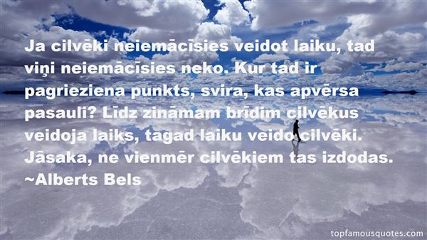 Quotes About Laiks