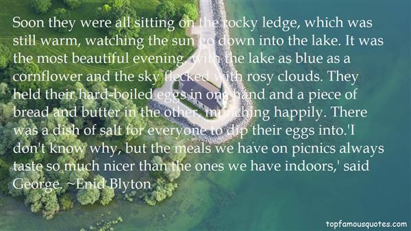 Quotes About Lake George