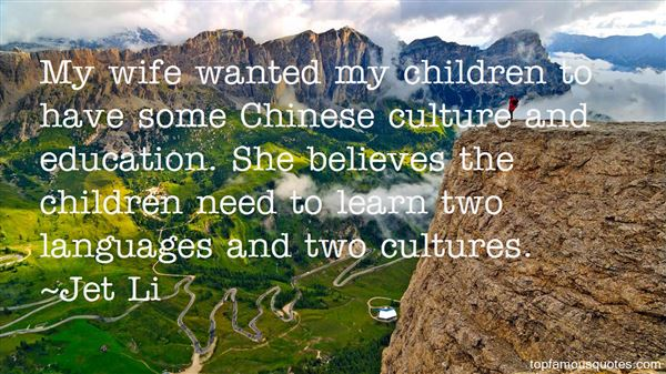 Quotes About Languages And Culture