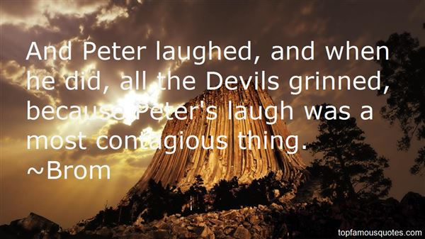 Quotes About Laughed