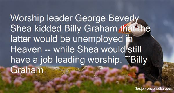Quotes About Leading Worship
