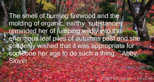 Quotes About Leaf Piles