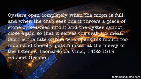 Quotes About Leonardo Da Vinci