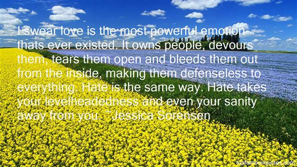 Quotes About Level Headedness