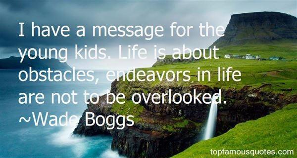 Quotes About Life Endeavors