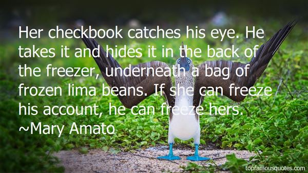 Quotes About Lima Beans