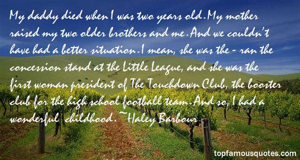 Quotes About Little League