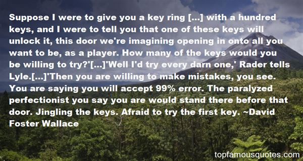 Quotes About Lock And Key