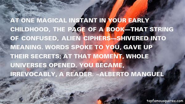 Quotes About Magical Childhood
