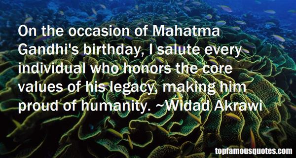 Quotes About Mahatma Gandhi