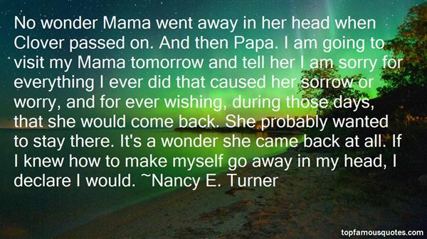 Quotes About Mama And Papa