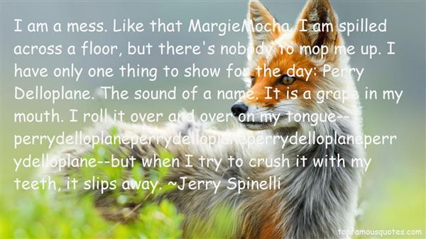 Quotes About Margie