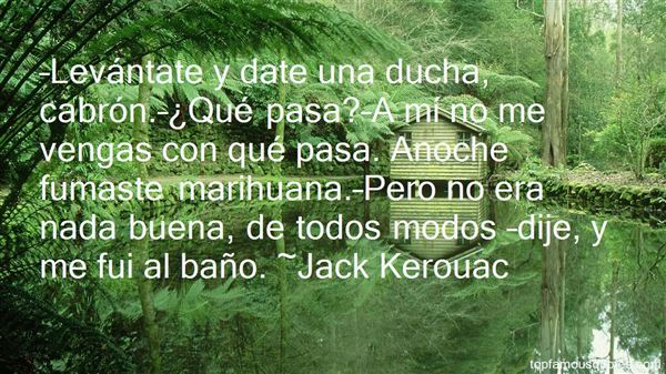 Quotes About Marihuana
