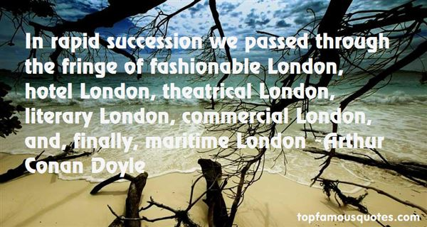 Quotes About Maritime