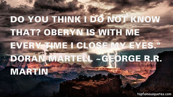 Quotes About Martel