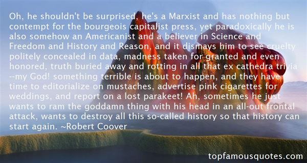Quotes About Marxist