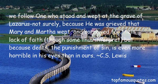 Quotes About Mary And Martha