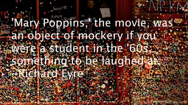 Quotes About Mary Poppins