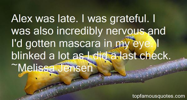 Quotes About Mascara