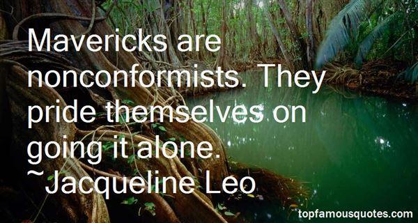 Quotes About Maverick