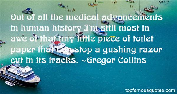 Quotes About Medical Advancements