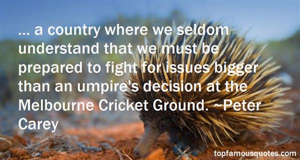 Quotes About Melbourne