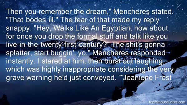 Quotes About Mencheres