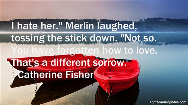 Quotes About Merlin Love
