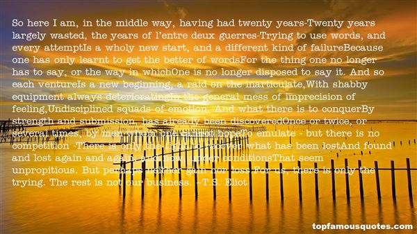 Quotes About Mid Year