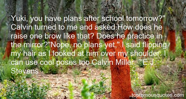 Quotes About Miller