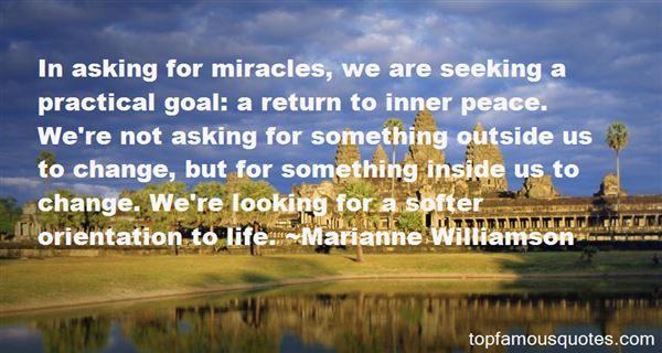 Quotes About Miracles Of Life