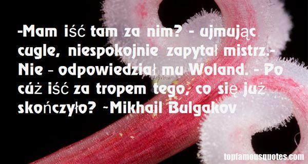 Quotes About Mistrz