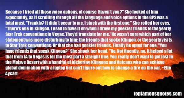 Quotes About Mojave
