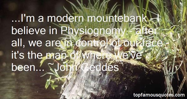 Quotes About Mountebank
