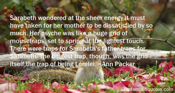 Quotes About Mouse Traps