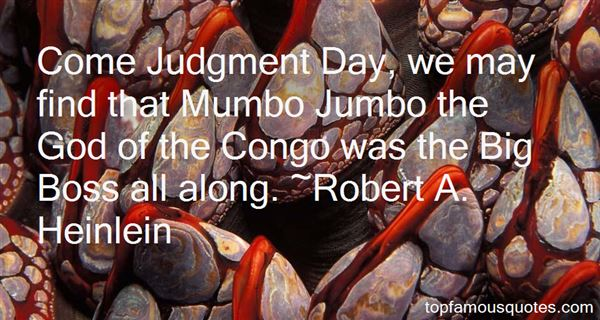 Quotes About Mumbo
