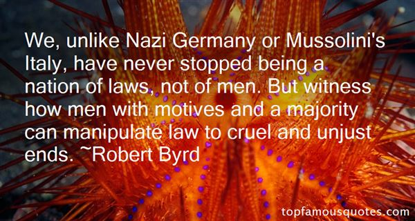 Quotes About Nazi Germany