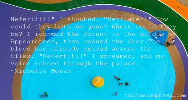 Quotes About Nefertiti