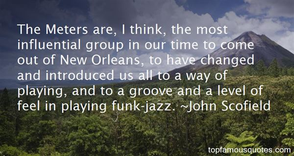 Quotes About New Orleans Jazz
