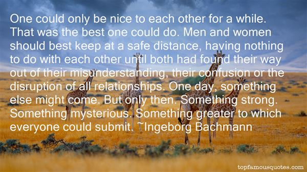 Quotes About Nice