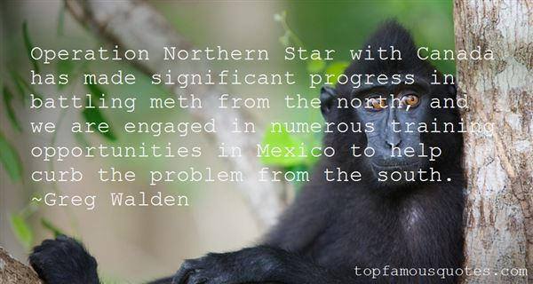 Quotes About Northern Canada