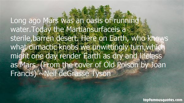 Quotes About Oasis Life
