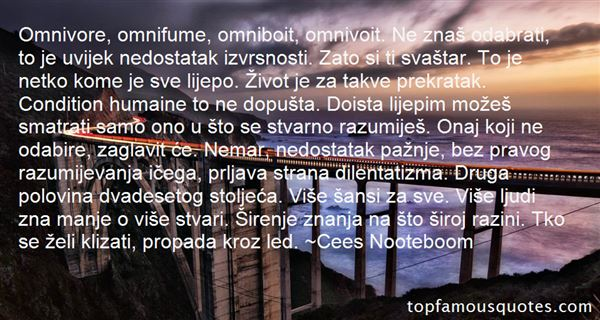 Quotes About Odabir