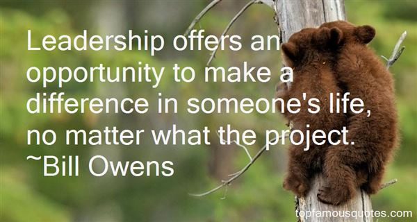 Quotes About offer
