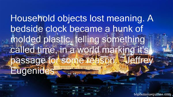 Quotes About Old Objects