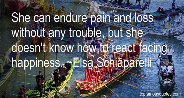 Quotes About Pain And Loss